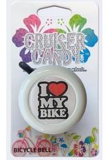 Cruiser Candy Cruiser Candy Bell - I Love My Bike