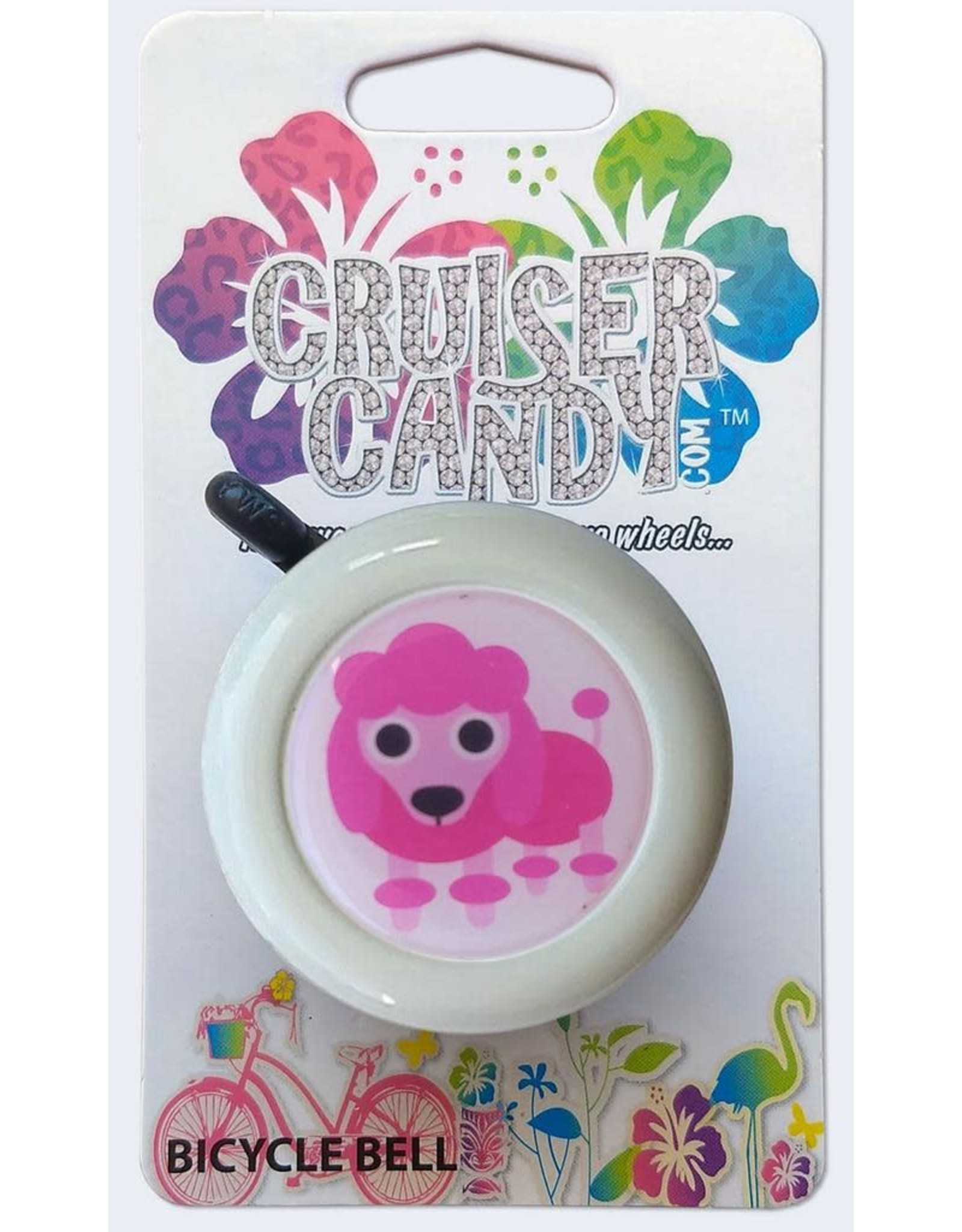 Cruiser Candy Cruiser Candy Bell - Pink Poodle