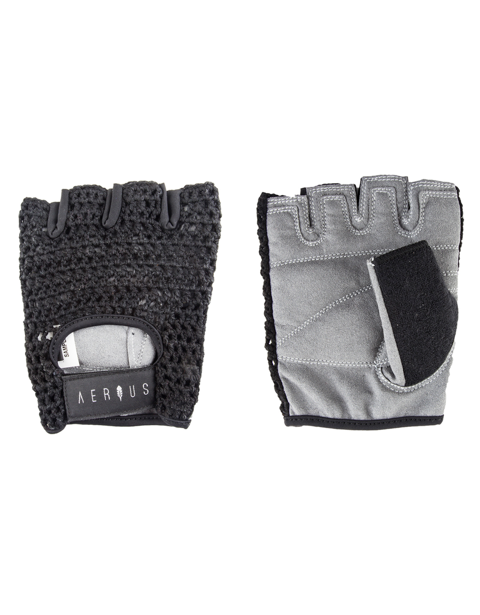 Airius Aerius Retro Mesh Gloves, Small, Black