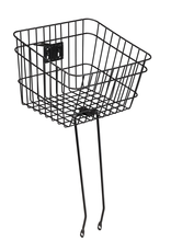 Firmstrong Firth Sports Basket - Large Wire, Black