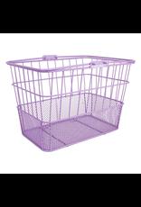 Sunlite Sunlite Front Basket - Mesh Bottom Lift-Off,  Purple