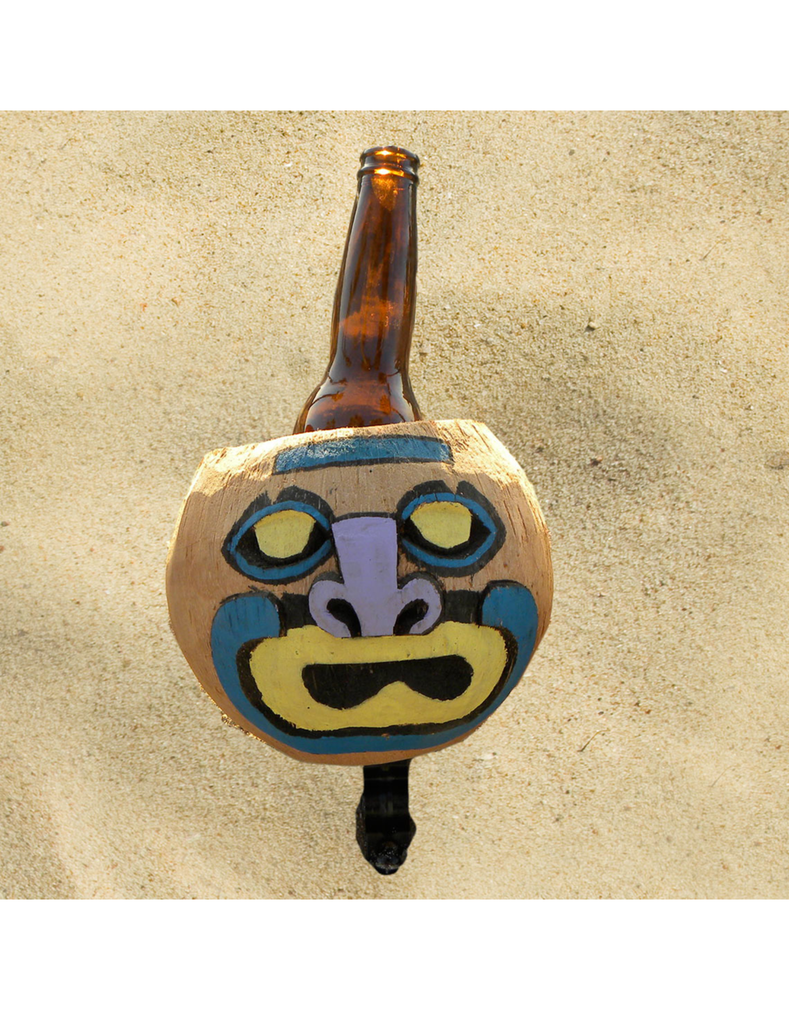 Cruiser Candy Cruiser Candy Coconut Drink Holder - Mad Face