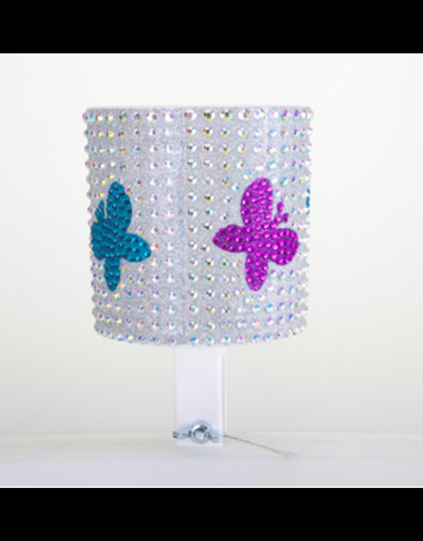 Cruiser Candy Cruiser Candy Rhinestone Drink Holder - Butterfly