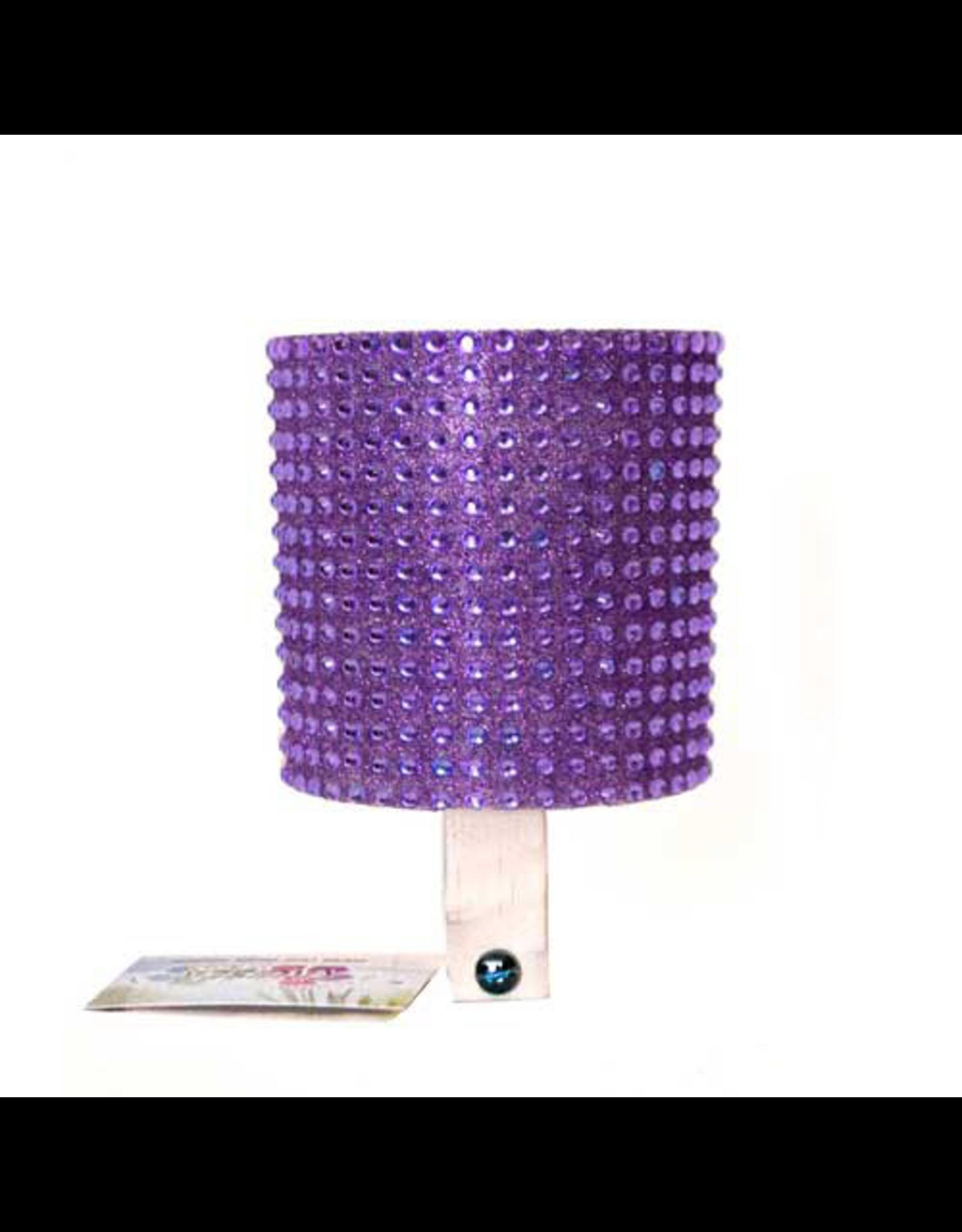 Cruiser Candy Cruiser Candy Rhinestone Drink Holder - Purple
