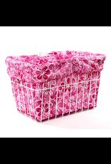 Cruiser Candy Pink Hawaiian Basket Liner