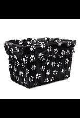 Cruiser Candy Cruiser Candy Basket Liner - Dog Paws