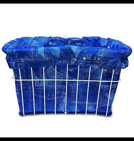 Cruiser Candy Cruiser Candy Basket Liner - Blue Jeans