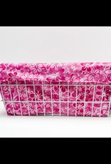 Cruiser Candy Large Basket Trike Liner - Pink Hawaiian