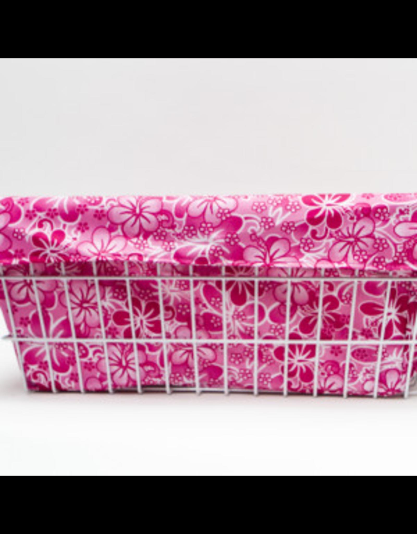 Cruiser Candy Cruiser Candy Large Basket Trike Liner - Pink Hawaiian