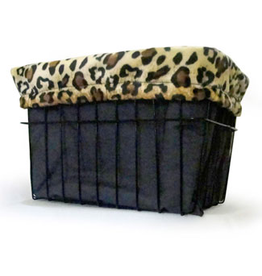 Cruiser Candy Cruiser Candy Basket Liner - Leopard