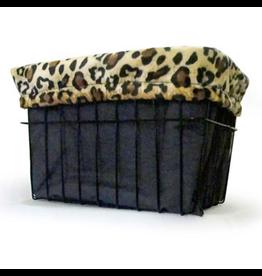 Cruiser Candy Leopard Basket Liner