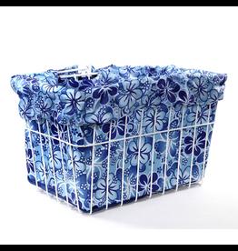 Cruiser Candy Blue Hawaiian Basket Liner