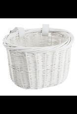 Sunlite Sunlite Mini Willow Basket - White