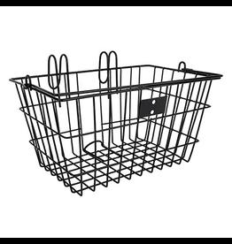 Sunlite Sunlite Front Basket - Easy Lift-Off, Black