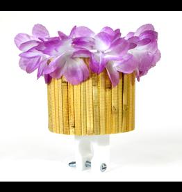 Cruiser Candy Purple Tiki Cute Cup Drink Holder
