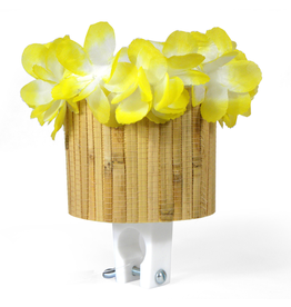 Cruiser Candy Cruiser Candy Tiki Drink Holder - Yellow