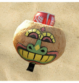 Cruiser Candy Cruiser Candy Coconut Drink Holder - Glad Face
