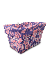 Cruiser Candy Paradise Punch Hibiscus Basket Liner