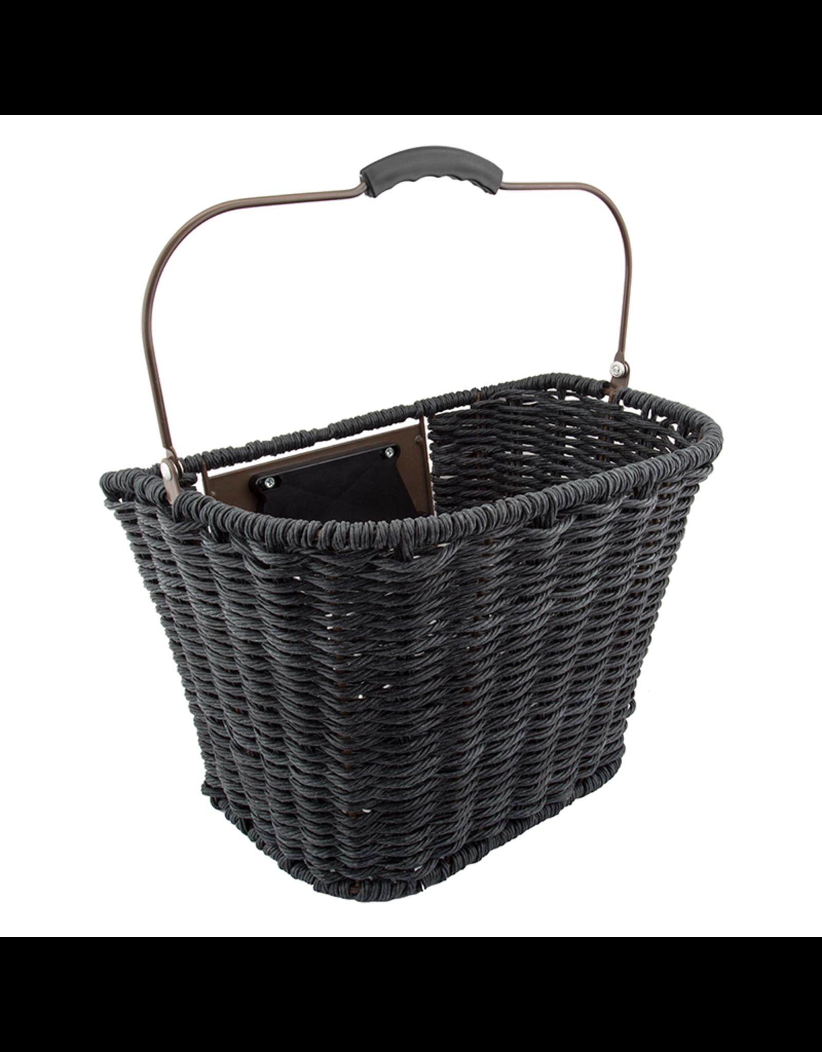 Sunlite Sunlite Front Basket - Synthetic Wicker QR