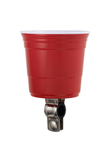 J & B Importers Red Cup Drink Holder