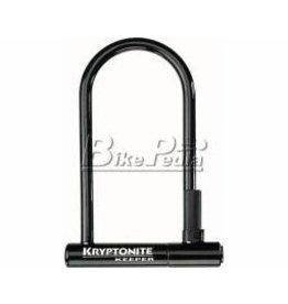 "Kryptonite Kryptonite Key U-Lock - Keeper, 4"" x 8"" Black"