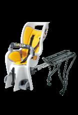 Topeak Topeak Rear Child Seat - BabySeat II w/ rack (Disc), 40lb limit