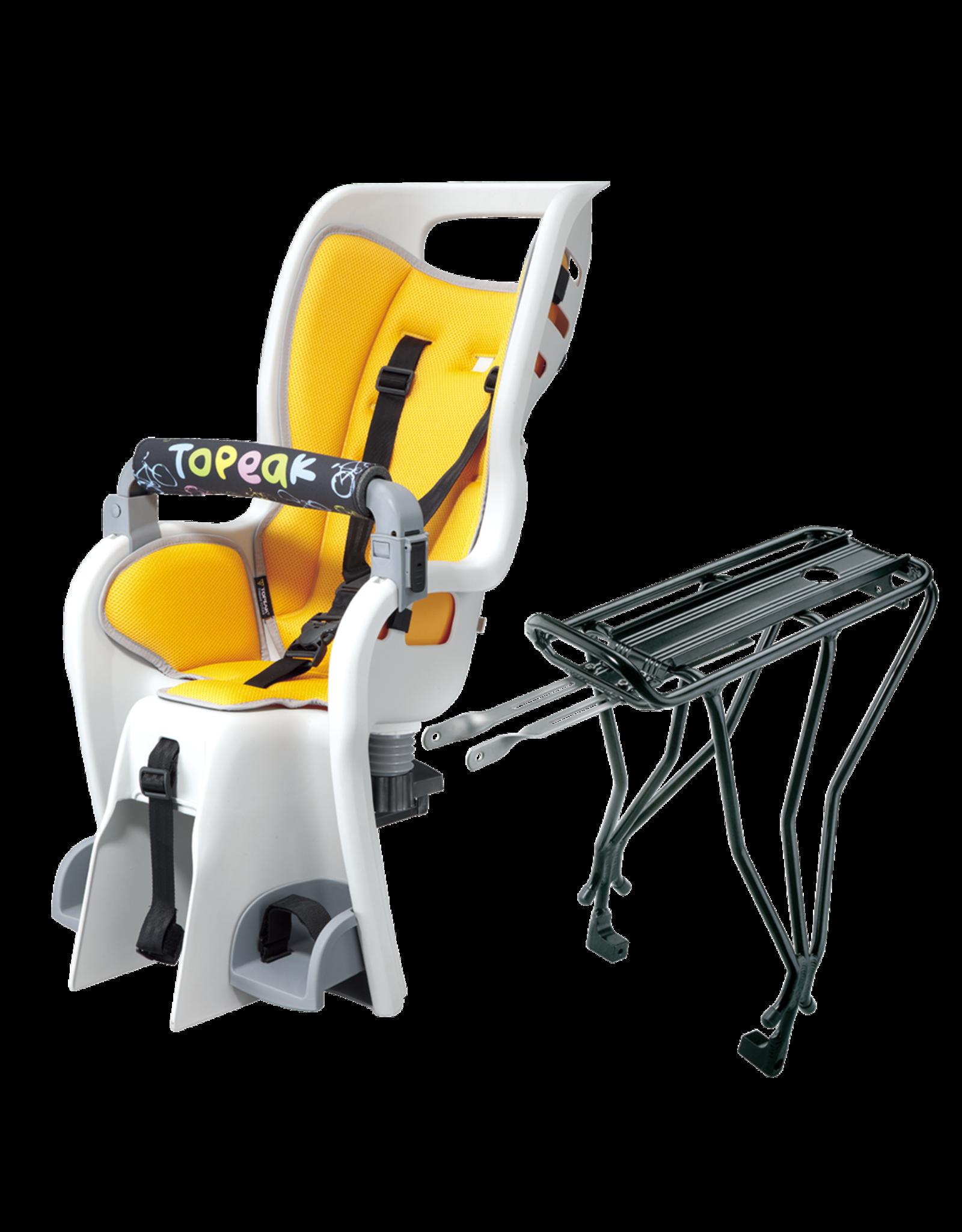 Topeak Topeak Baby Seat II w/rack (fits disc brakes)