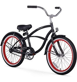 "Firmstrong Firmstrong Urban 1-Speed 20"" Boys' Black"