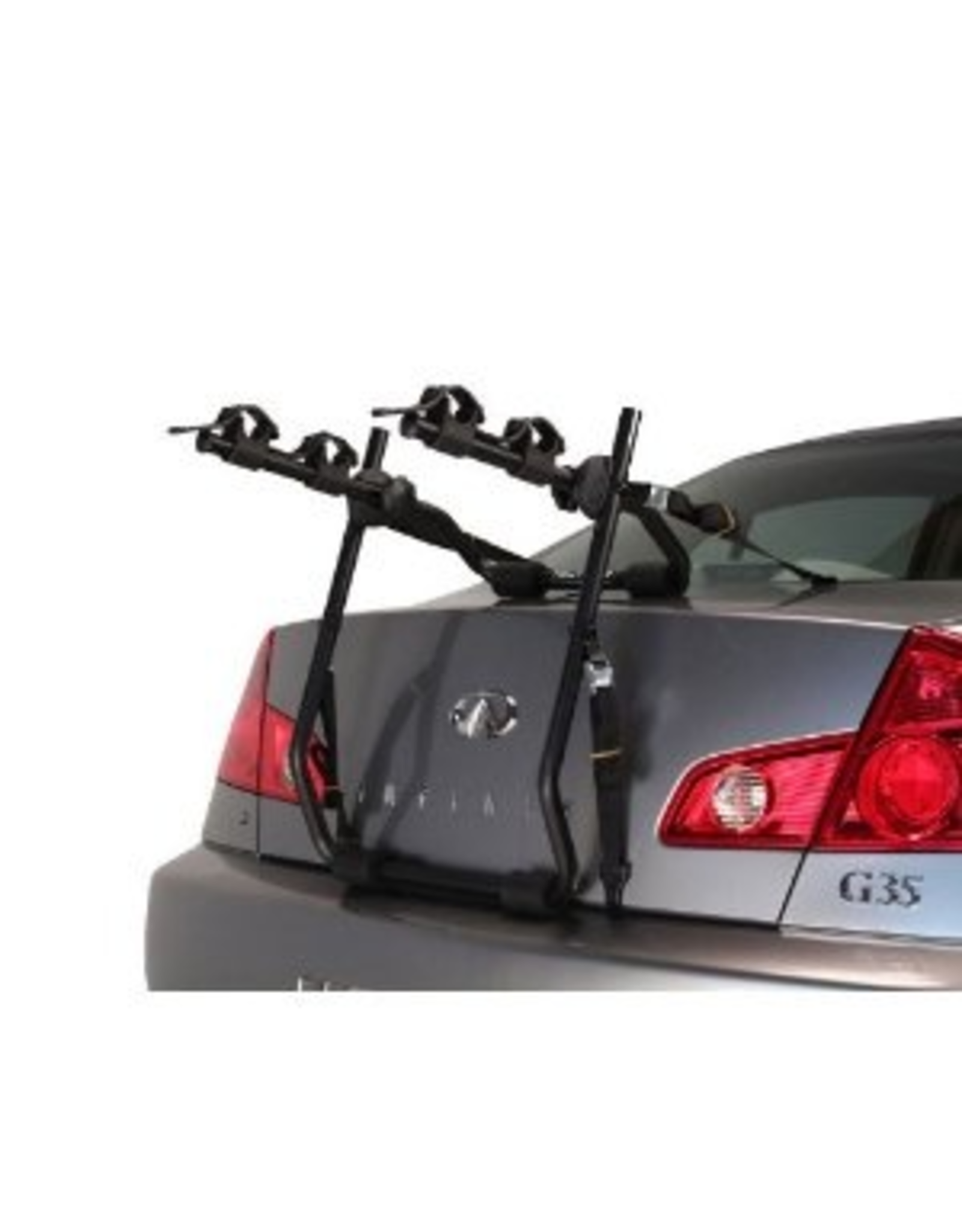 Hollywood Hollywood Trunk Rack E2 - Express, 2 Bike