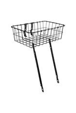 Wald Wald Front Basket - #137/#139, Black