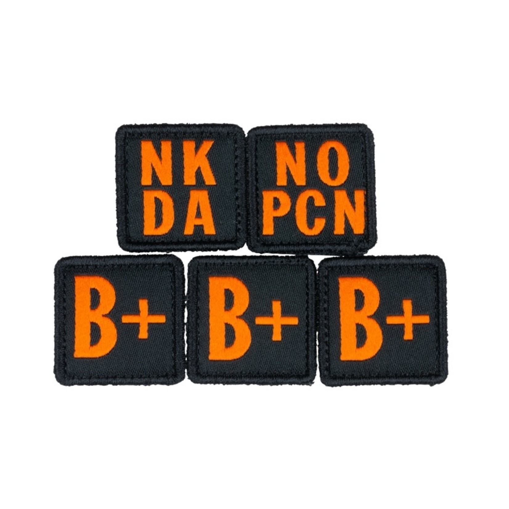 5.11 Tactical 5.11 Blood Type Patch Kit B+