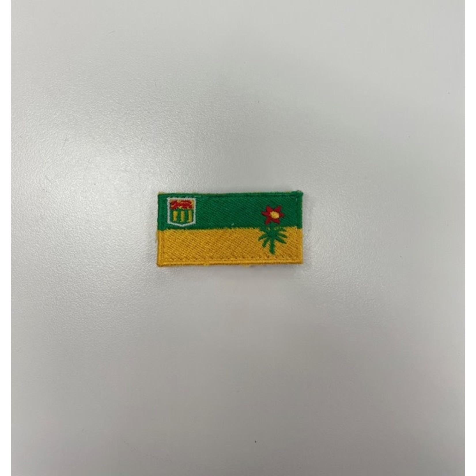 306 Tactical Mini Saskatchewan Flag