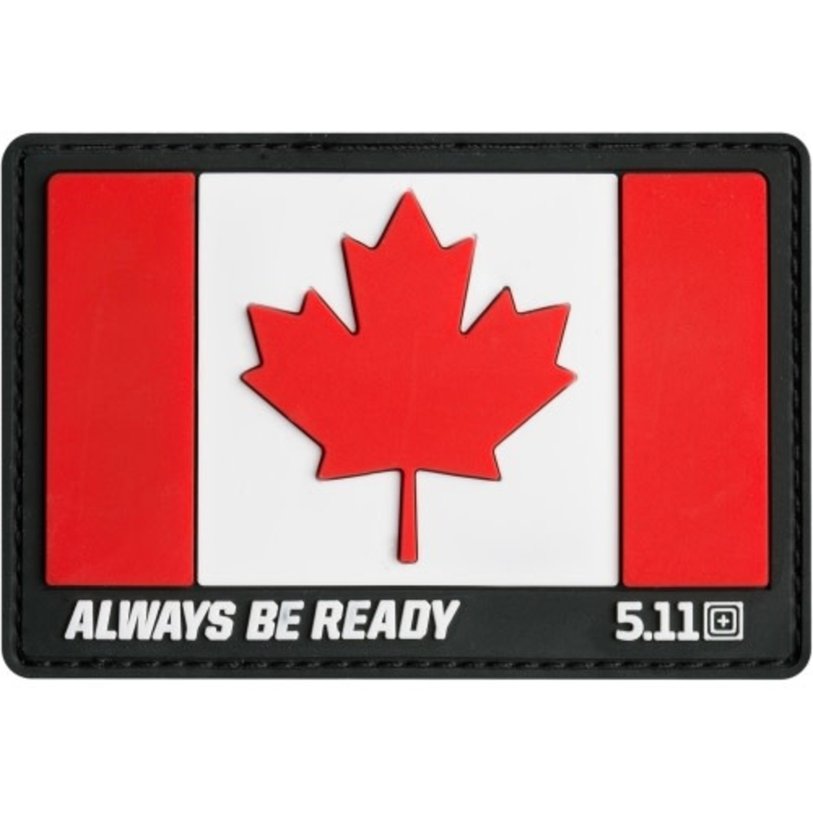 5.11 Tactical 5.11 Canada Flag Rubber Patch