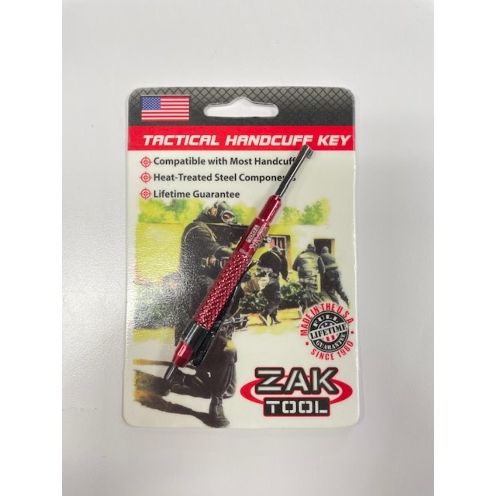 Zak Tool Zak Tool - ZT13-RED Tactical Handcuff Key