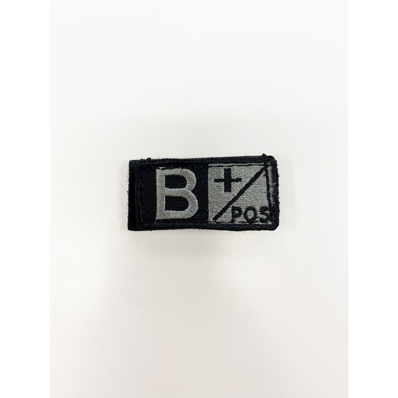 306 Tactical Blood Type Patch B+