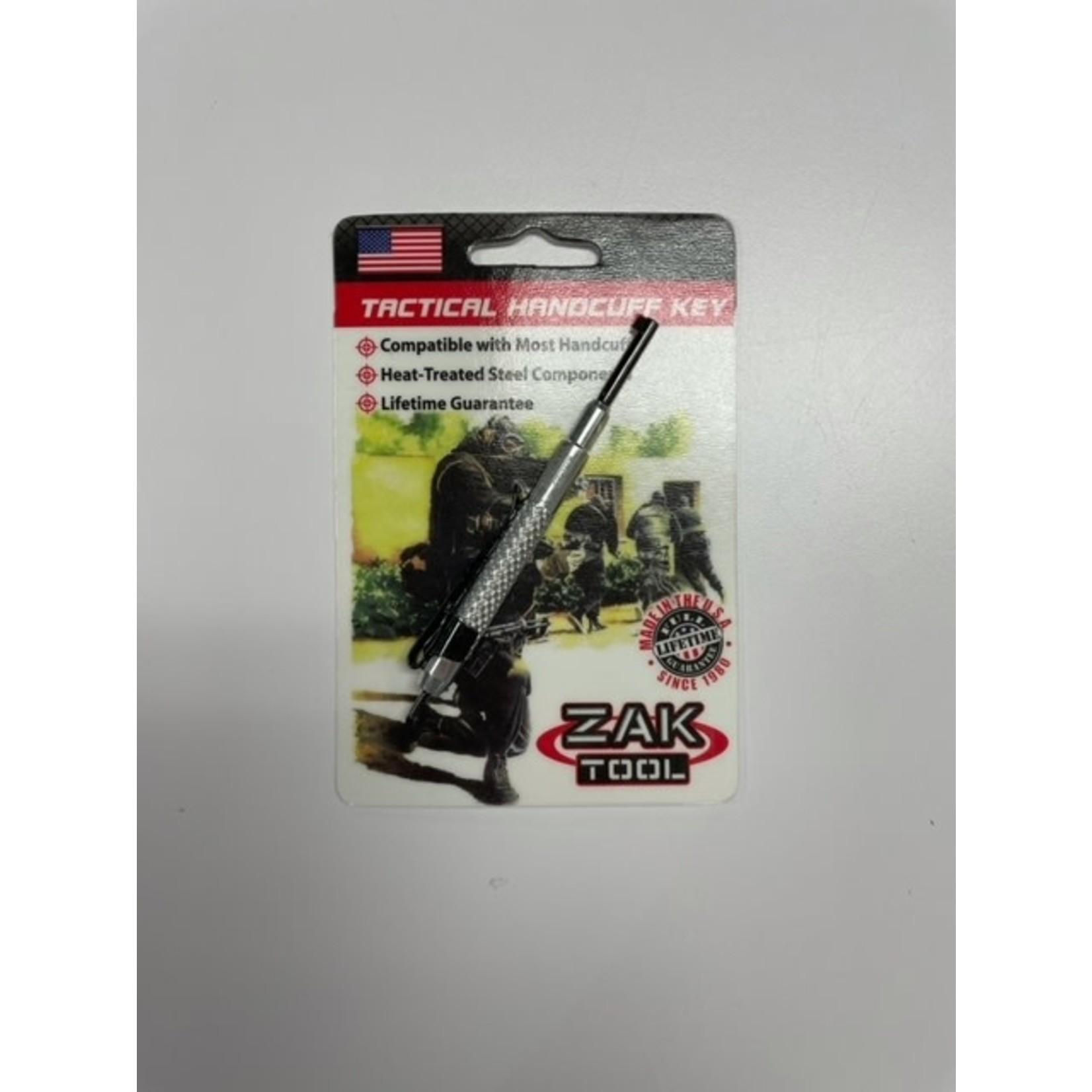 Zak Tool Zak Tool -ZT13 Tactical Handcuff Key