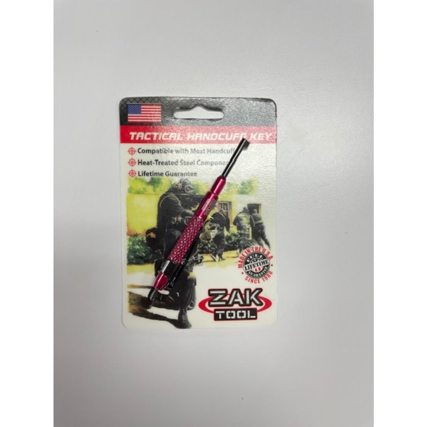 Zak Tool Zak Tool - ZT13-PINK Tactical Handcuff Key