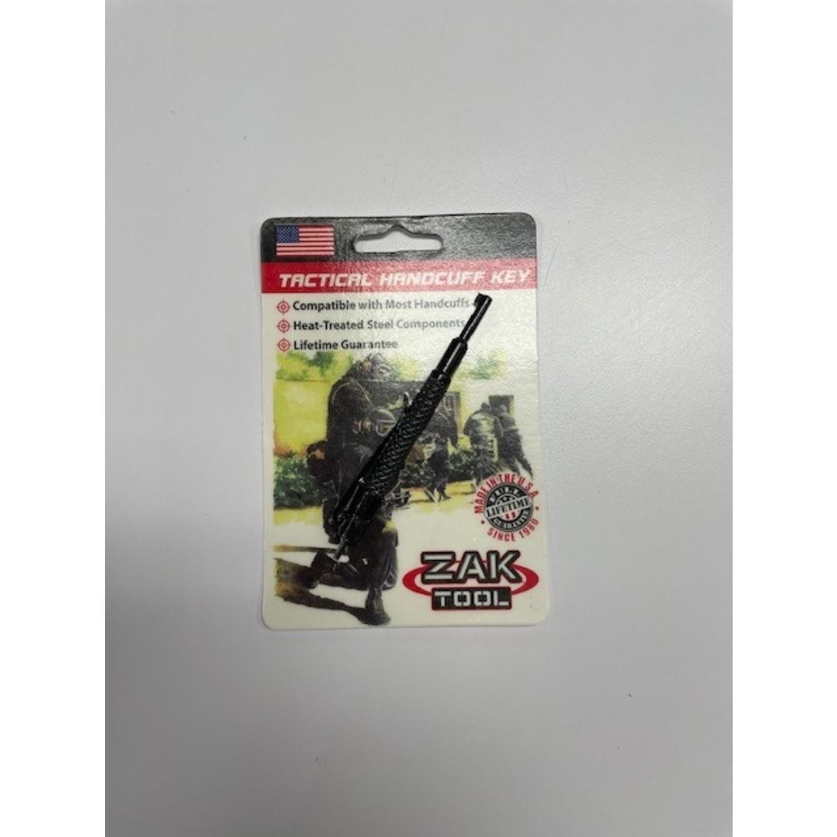 Zak Tool Zak Tool  Polymer Pocket Cuff Key ZT14P-Black