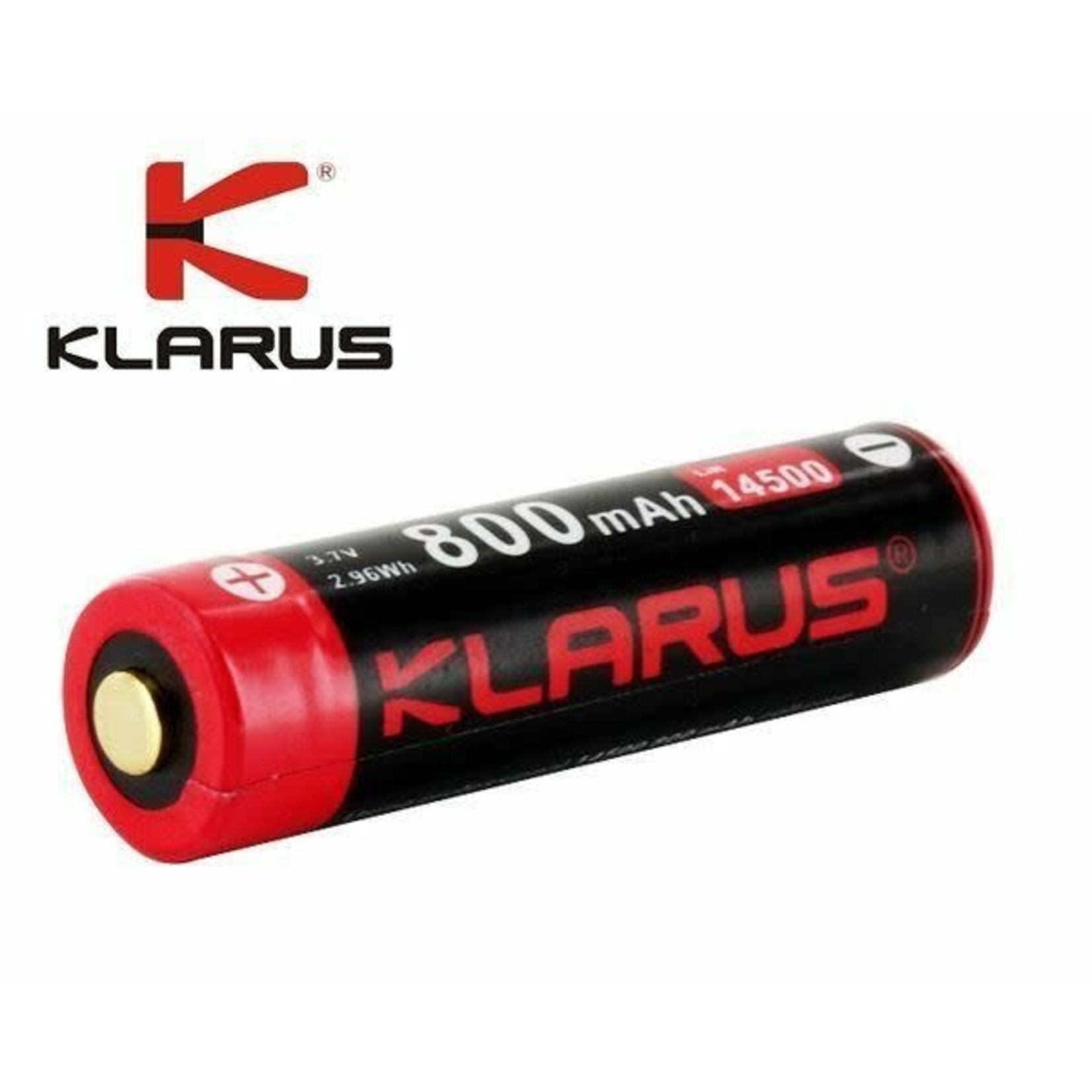Klarus Klarus 800 mAh Rechargeable Battery