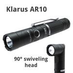 Klarus Klarus AR 10 Flashlight..1080 Lumens..Color: Black