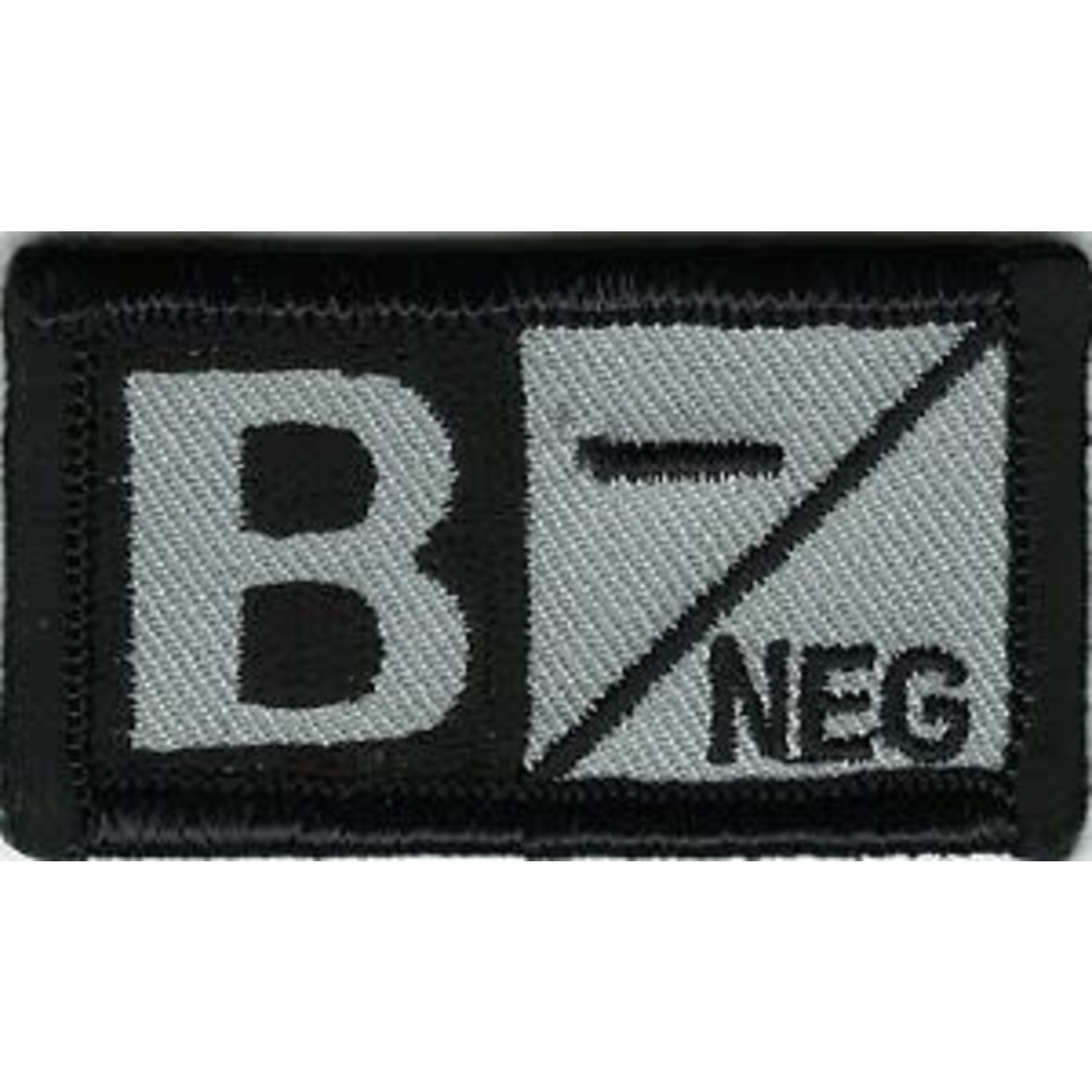 5.11 Tactical Blood Type Patch B-