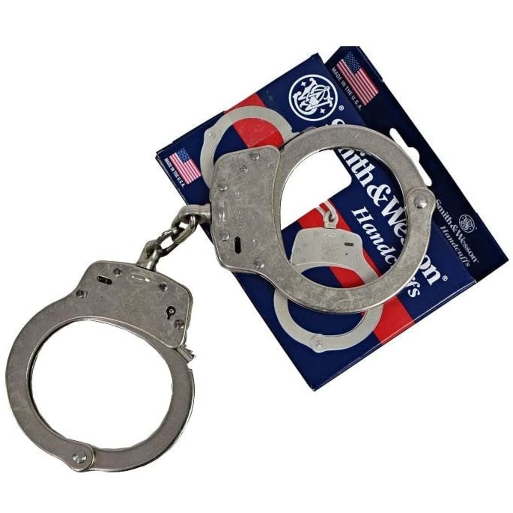 Smith & Wesson Smith & Wesson Handcuffs -Model 100-1 M&P Nickel