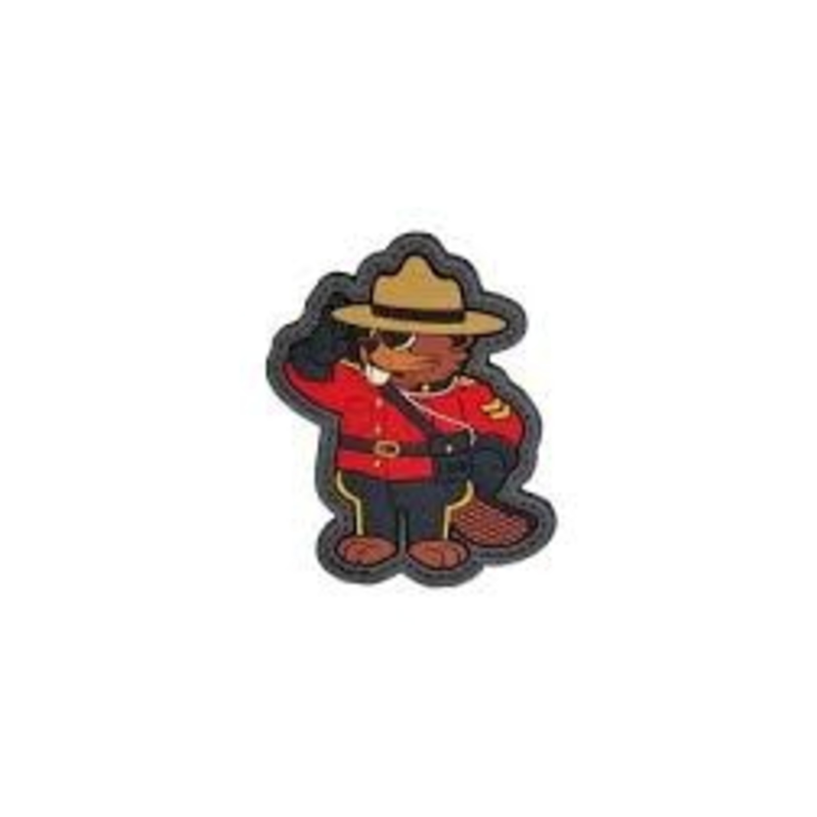 5.11 Tactical 5.11 Beaver Mountie Patch