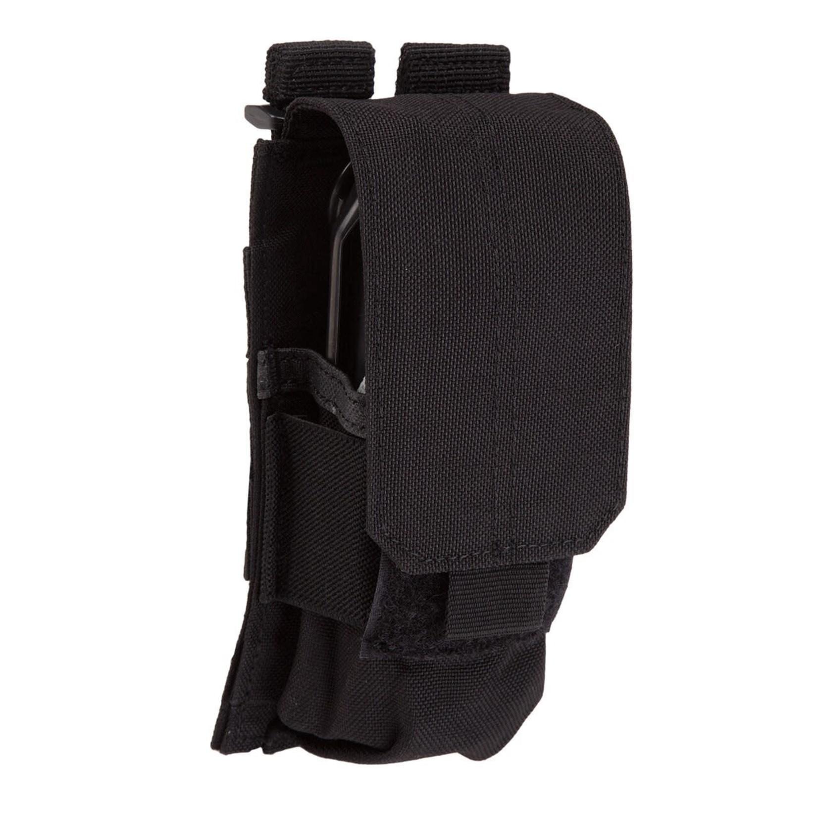 5.11 Tactical 5.11 Flash Bang Pouch..Color: Black..