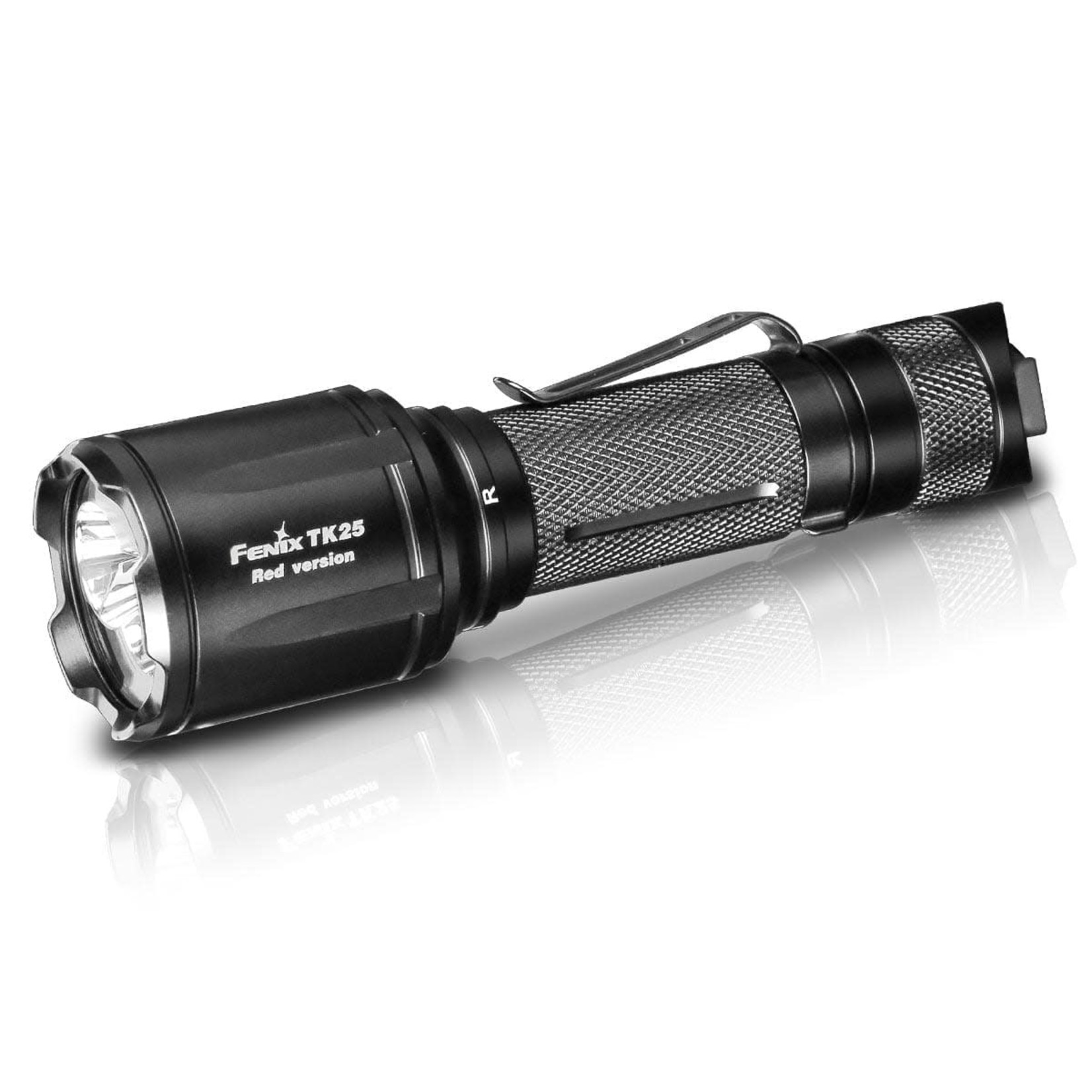 Fenix TK25 Red Flashlight
