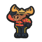5.11 Tactical 5.11 Moose Mountie Patch