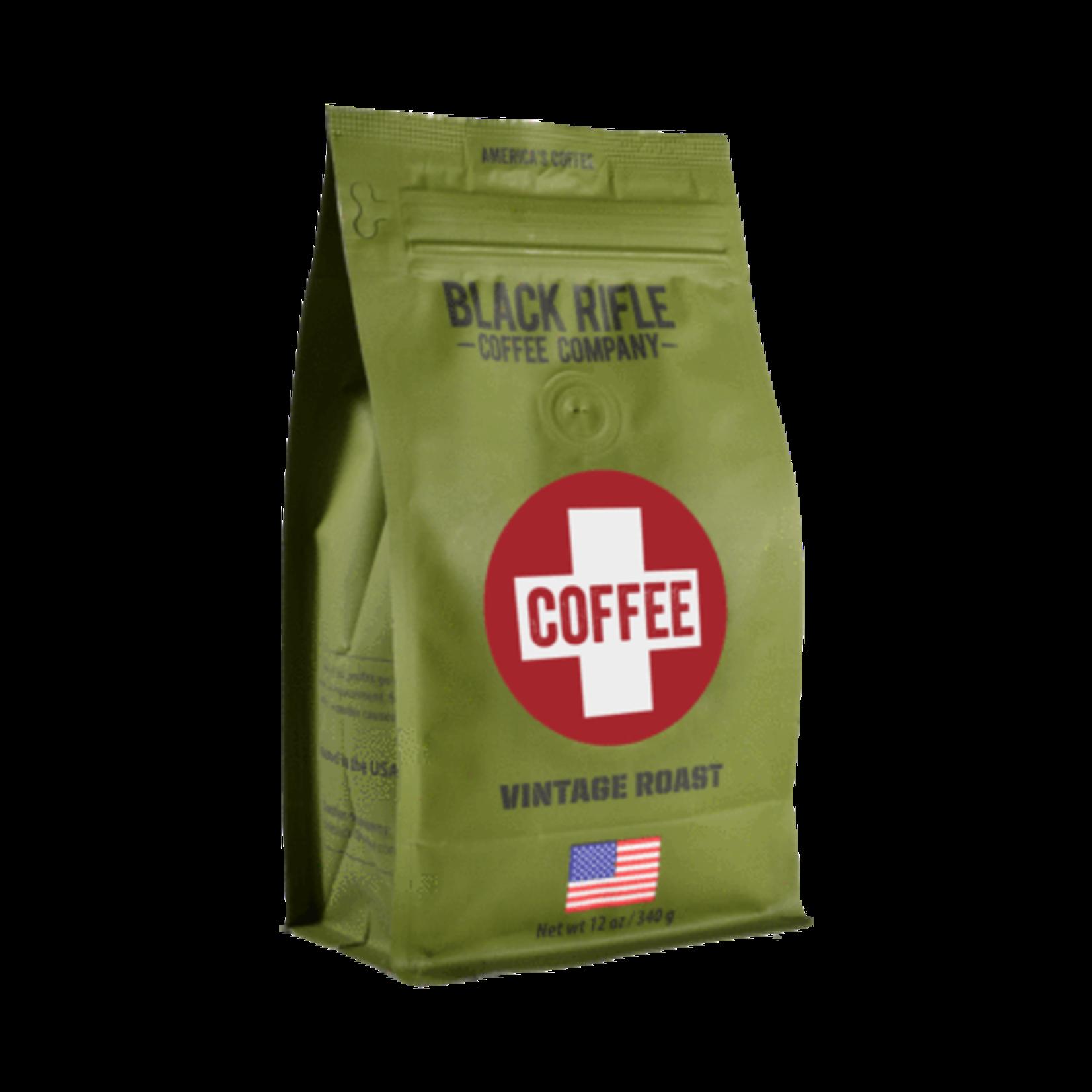 Black Rifle Coffee Coffee Saves Lives Grounds (vintage roast)