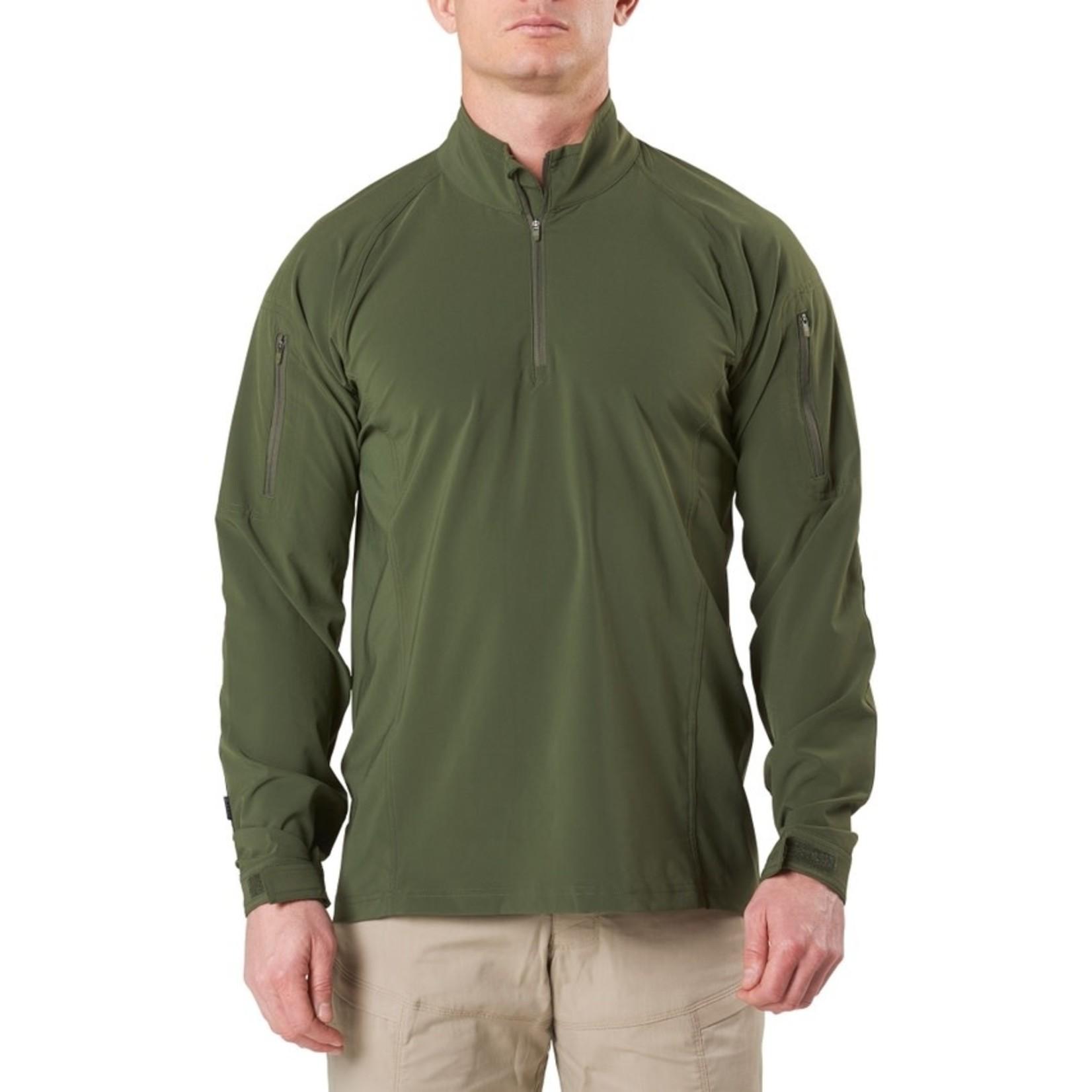 5.11 Tactical 5.11 Men's W/P Rapid Ops Shirt-Medium