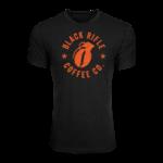 Black Rifle Coffee BRCC Bean Grenade Shirt- Large