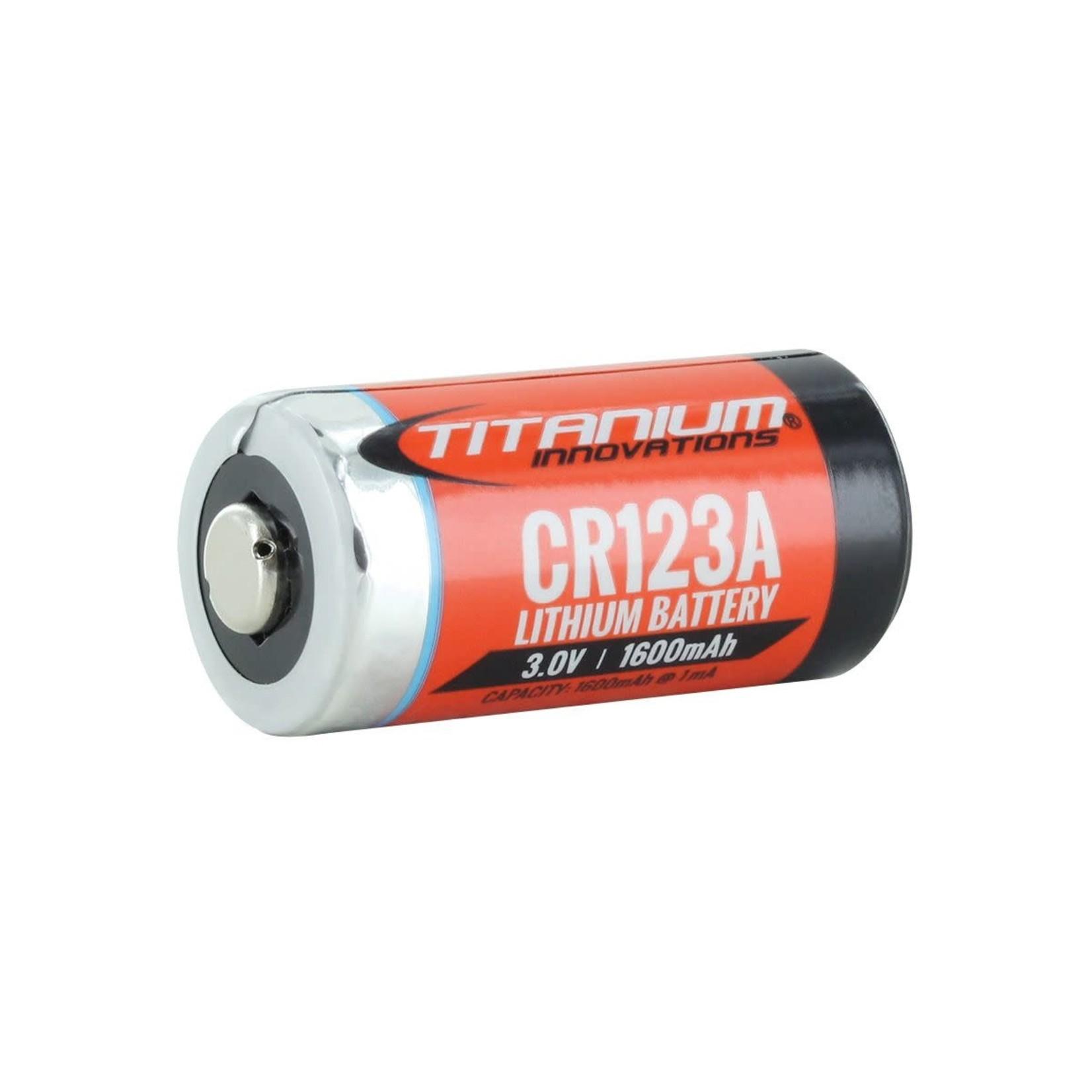 Fenix Fenix CR123A Lithium Battery 2/pkg